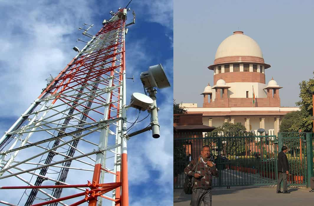 Supreme Court news for Telecom