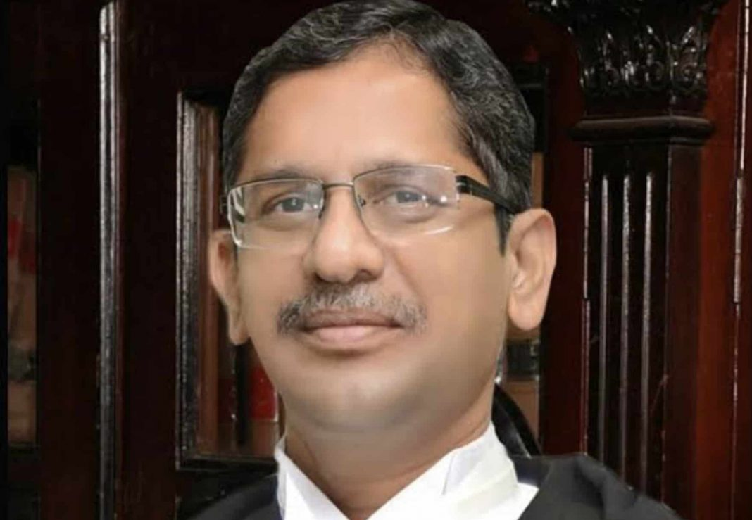 Justice N.V. Ramana