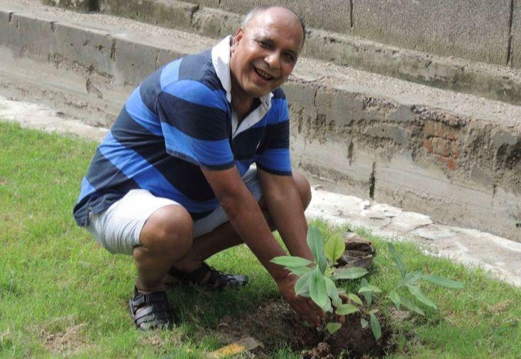 Tree plantation drive to commemorate I Day