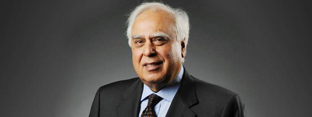 Senior Advocate Kapil Sibal