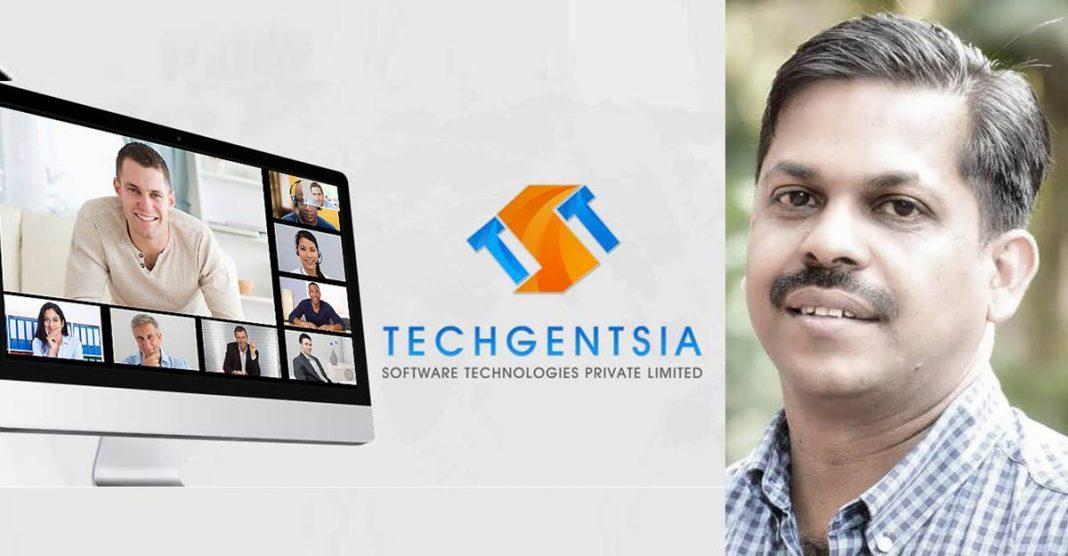 CEO of Techgentsia Joy Sebastian