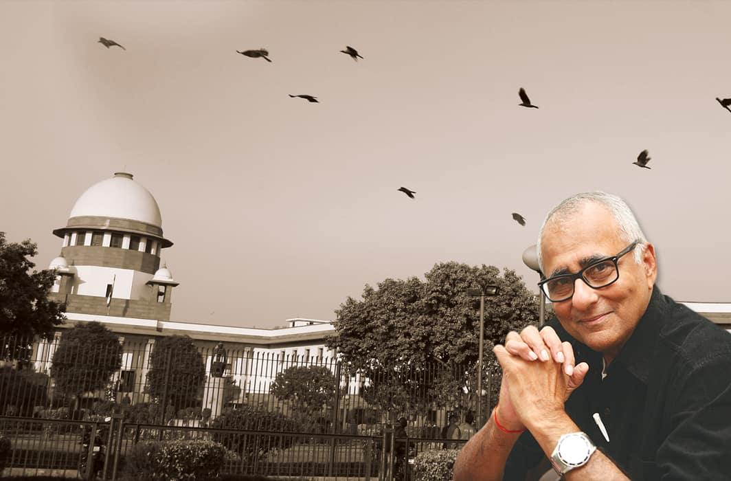 supreme court & Inderjit Badhwar