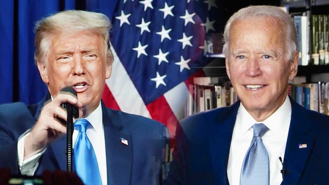 Donald-Trump and Joen-Biden