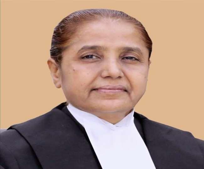 Justice Banumathi