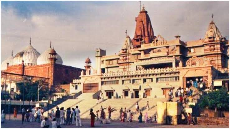 Krishna Janmabhoomi in Mathura