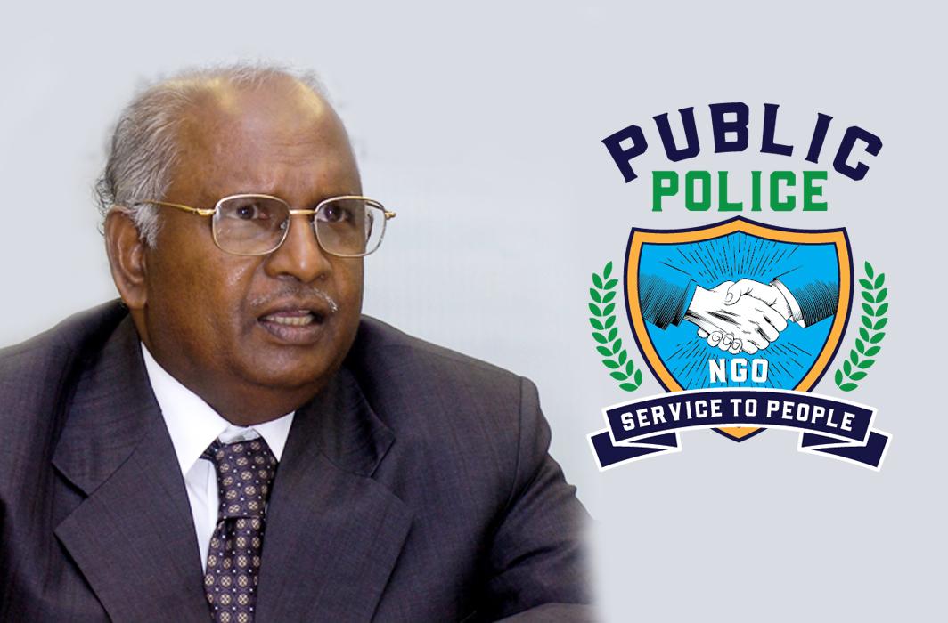 Former CJI Justice K.G Balakrishnan