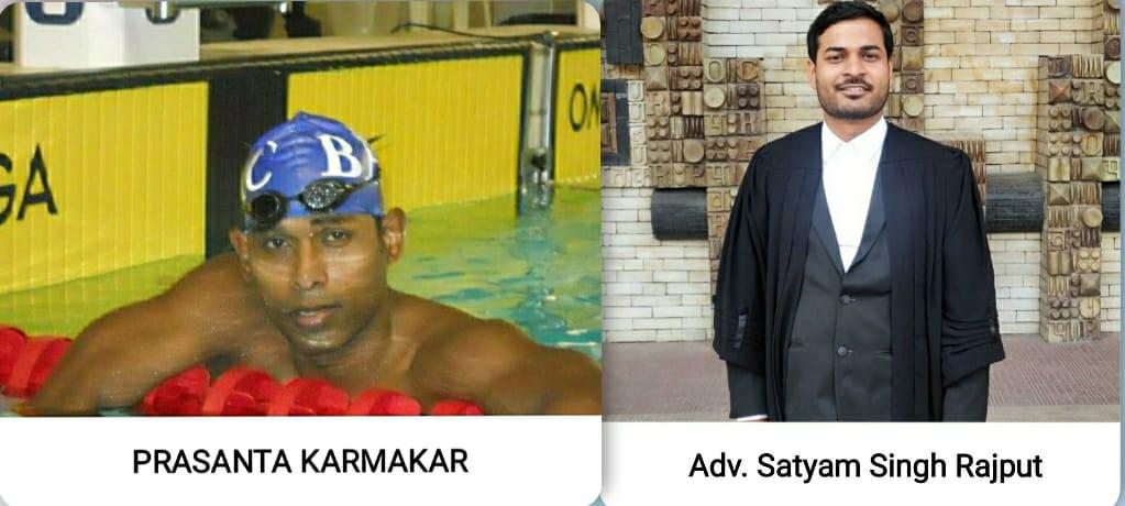 swimmer Prasanta Karmakar
