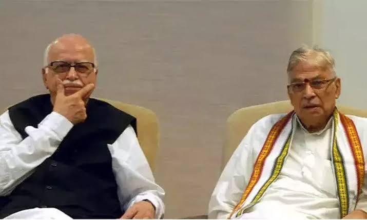 LK Advani, Murli Manohar Joshi