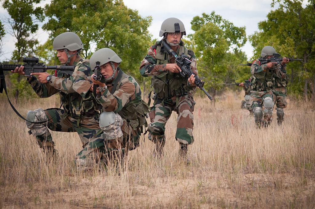 Indian-soldiers-ambush-techniques