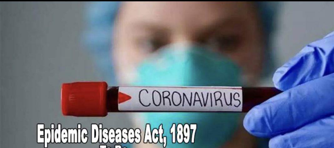 Epidemic Act 1897