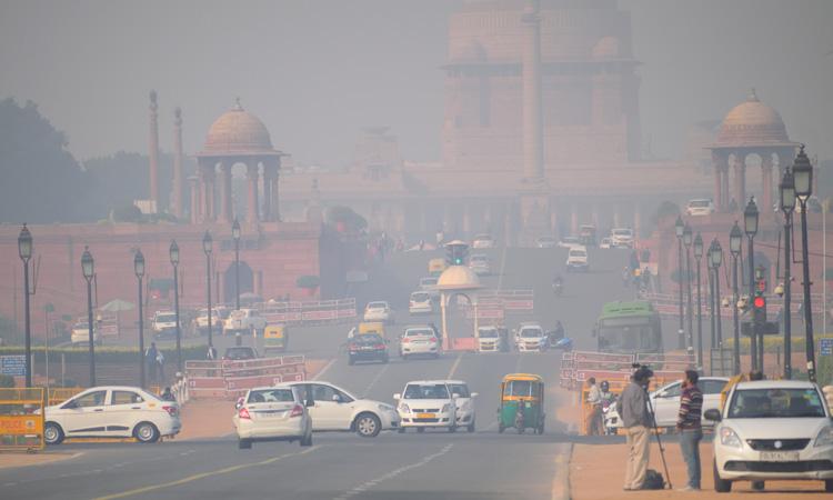 smog-Delhi
