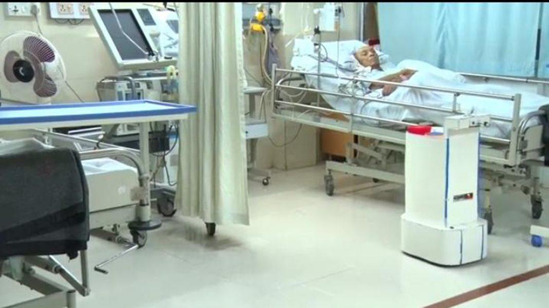 Covid Patient ICU