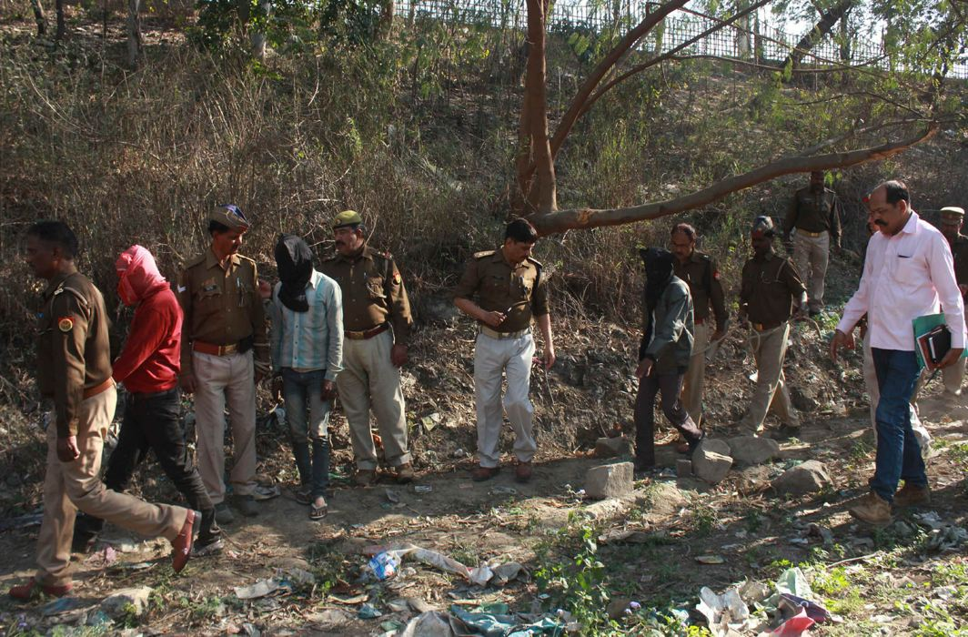 7-year-old girl killed, liver extracted for 'occult ritual' in Kanpur -  India Legal