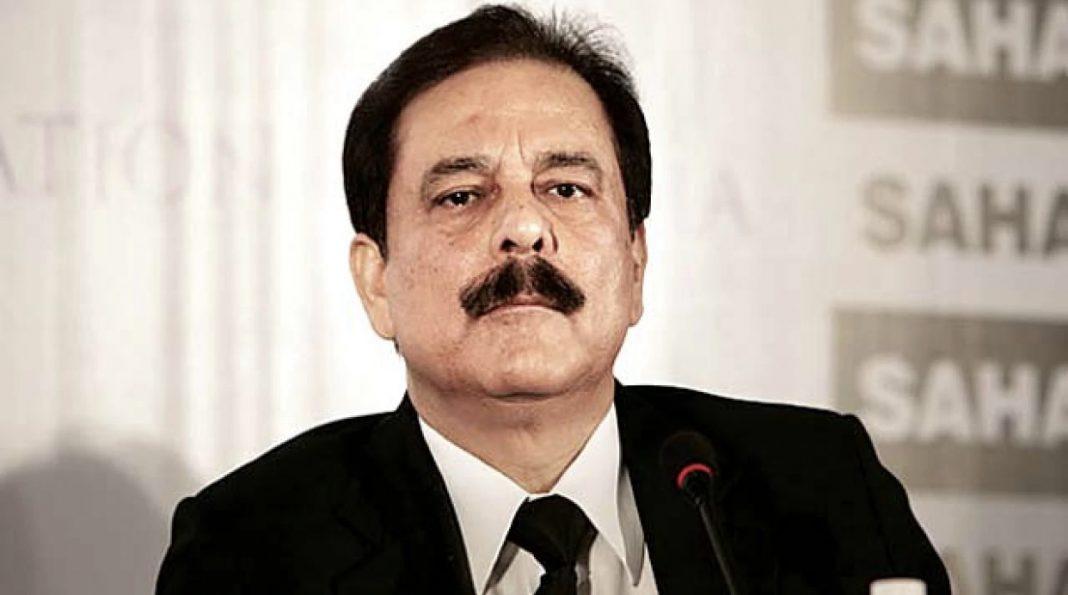 Sahara India chief Subrata Roy