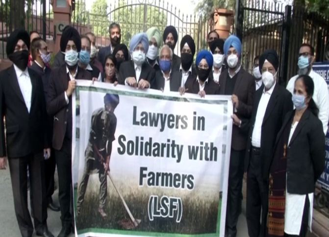 Church supports Indian farmers' struggle against lopsided laws