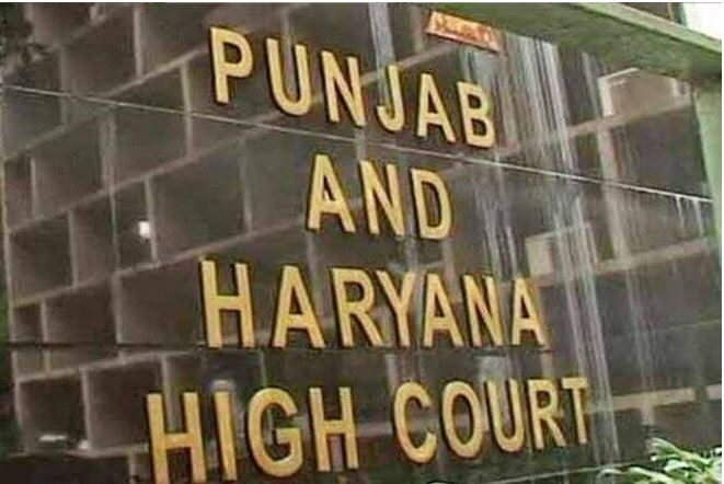 punjab-haryana HC