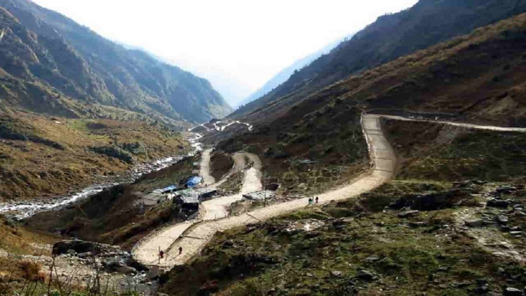 Centre asks SC to review Char Dham road project order