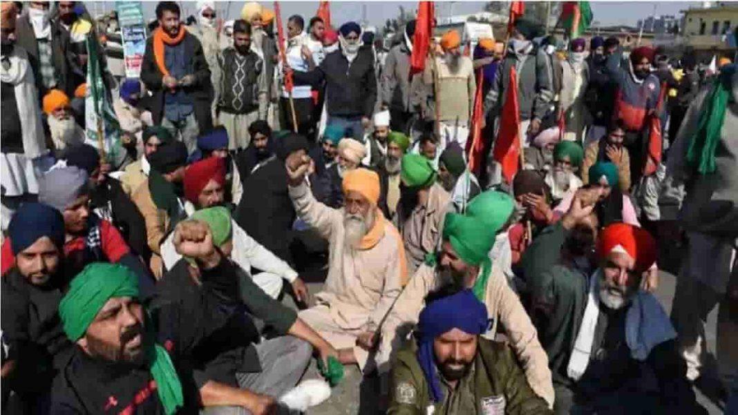 Farmer Protest Case