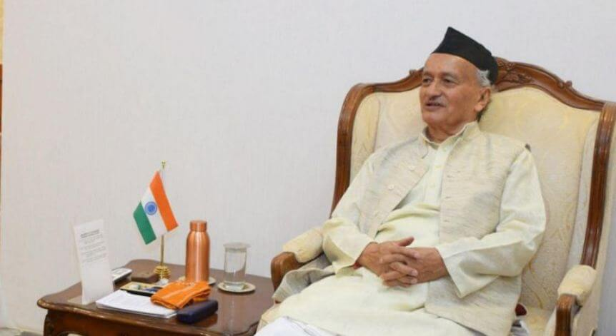 Maharashtra Governor BS Koshyari