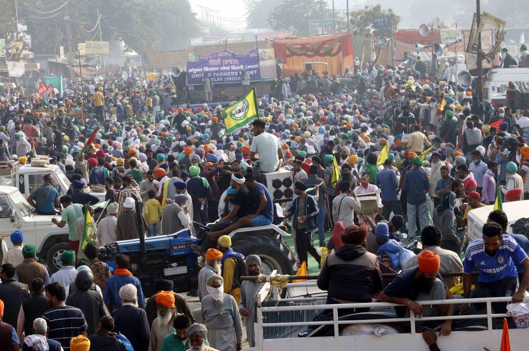 farmer-protest-Delhi