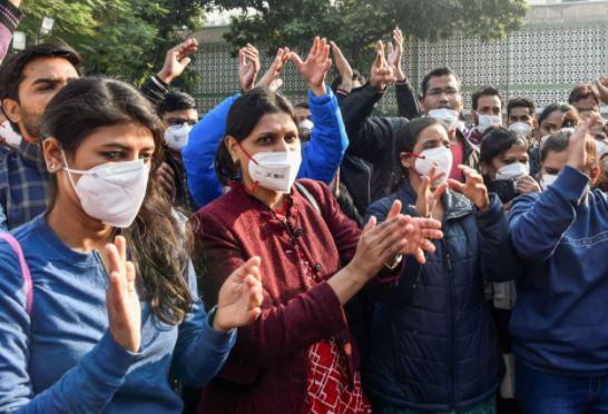 delhi nurse union