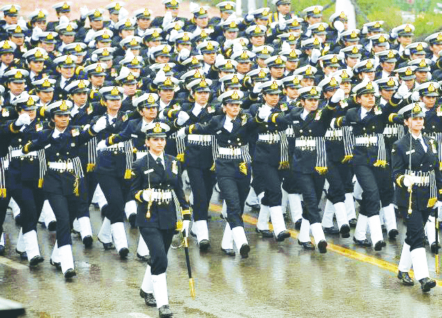Indian-Navy-Women-Officers