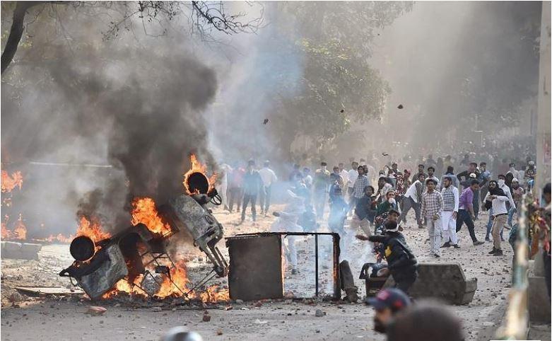 delhi riots case