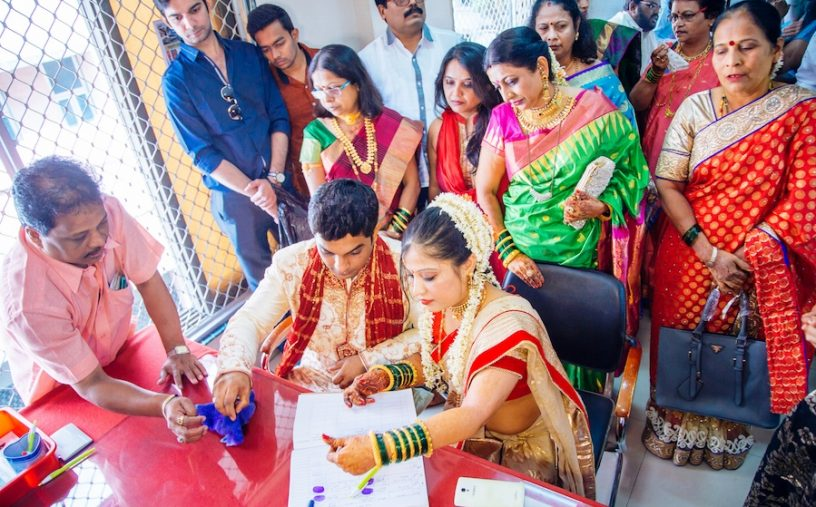 marriage-at-a-registrars-office