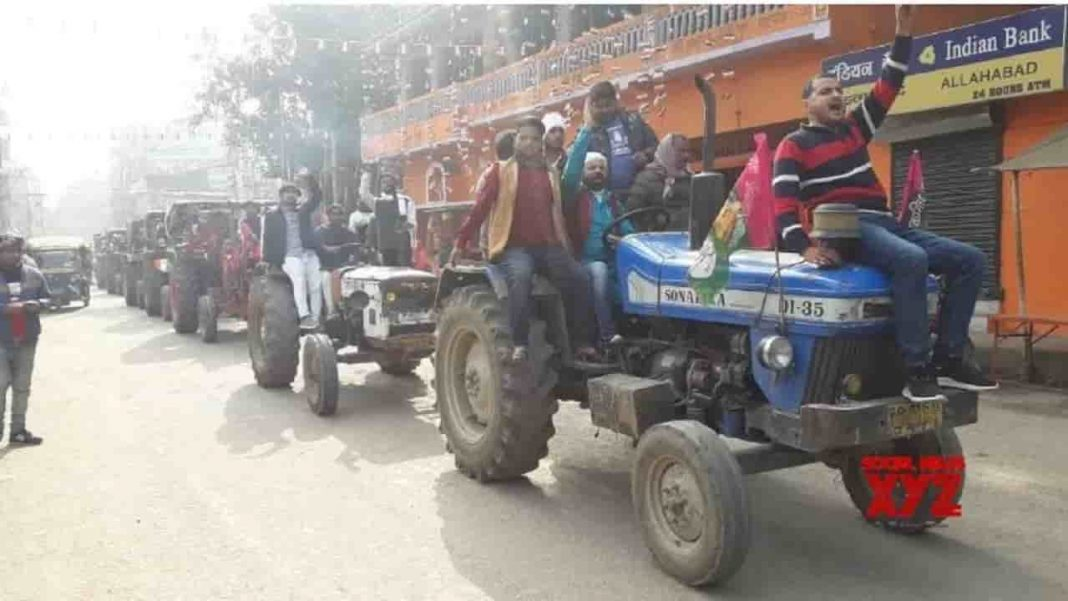 Tractor owner farmers