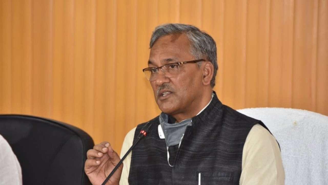 Image result for uttarakhand chief minister