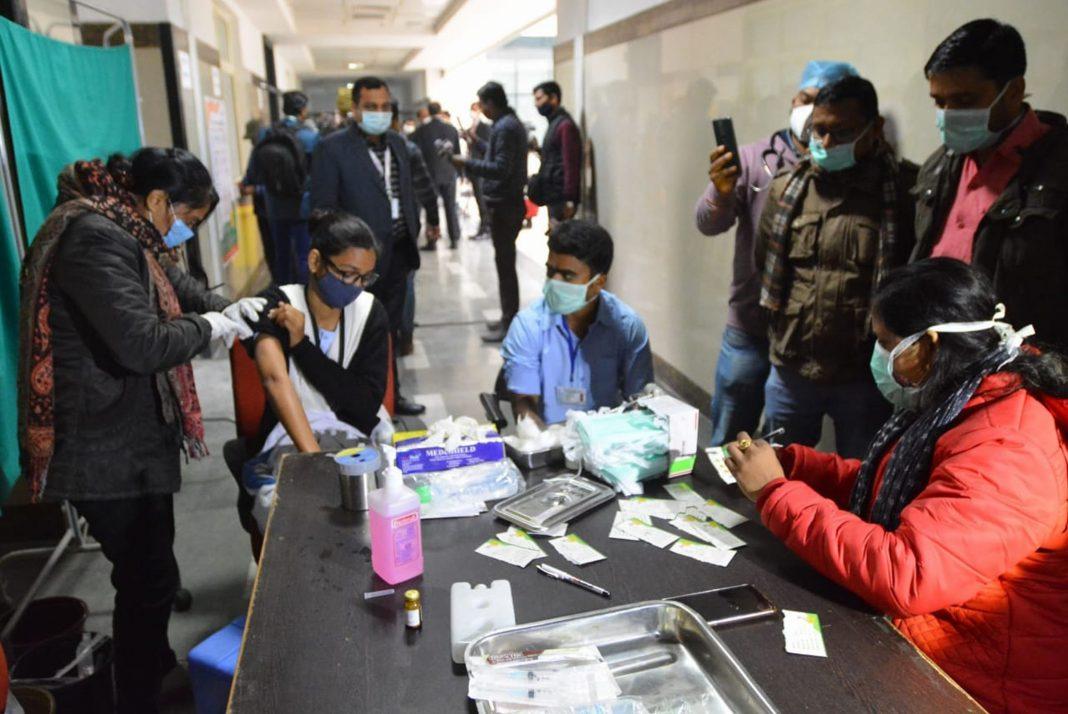 Covid-vaccine-India