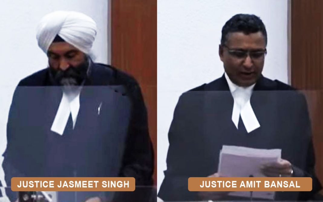 Jasmeet Singh and Amit Bansal