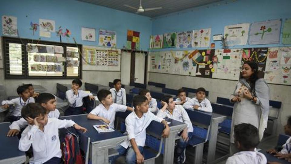 Delhi-Government-School