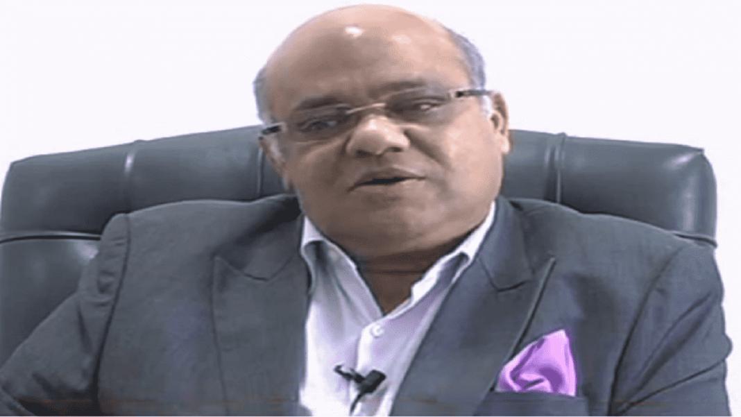 Businessman Anoop Gupta