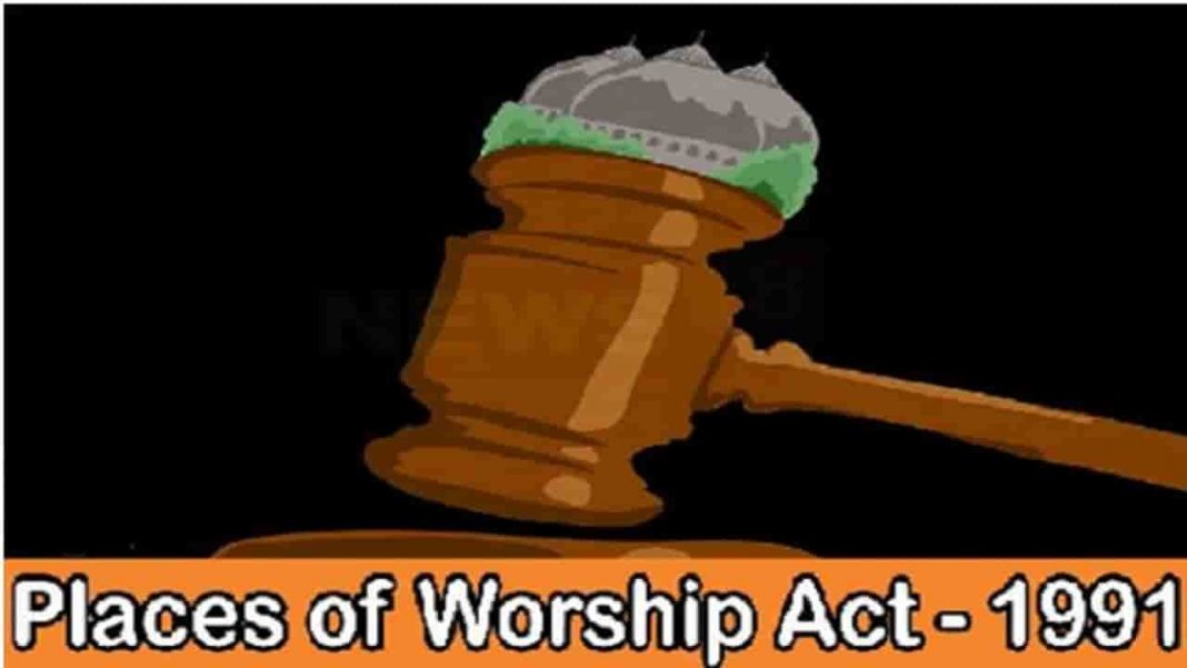 Places of Worship Act