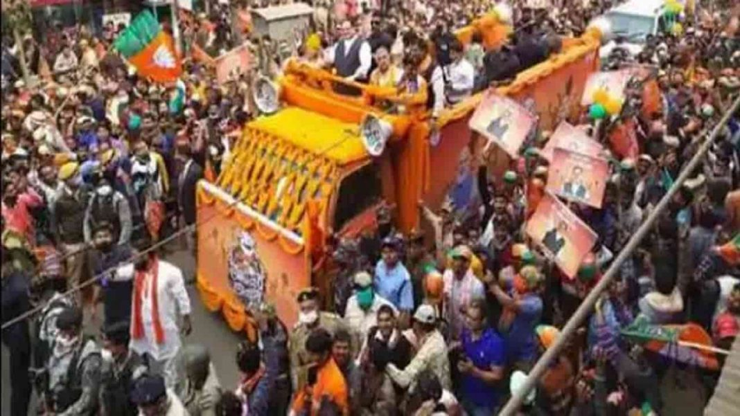 Election campaign during covid times-min