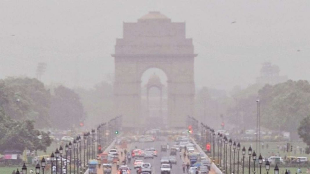 air quality management in NCR