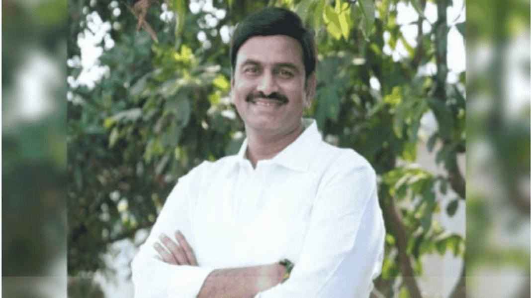 MP K Raju-min