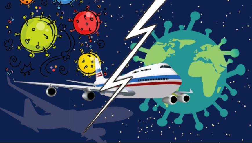 Flying Through Covid Turbulence