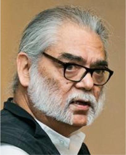 Prof Dinesh Mohan of IIT, Delhi's TRIPP