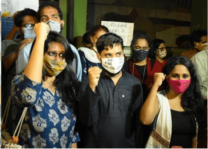 release delhi riots case