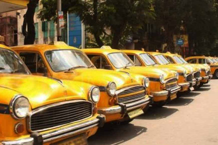 Yellow Taxi Kolkata