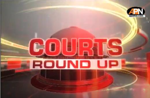 Court Roundup