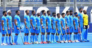 Indian hockey team 2021