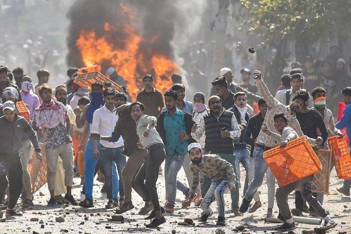Delhi-anti-Hindu-riots