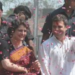 TEAMWORK: Time and again, Priyanka has clarified that Rahul is the de facto chalak of the party