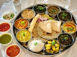 Expect to get more knowledgeable about the Indian food ingredients by reading the book.