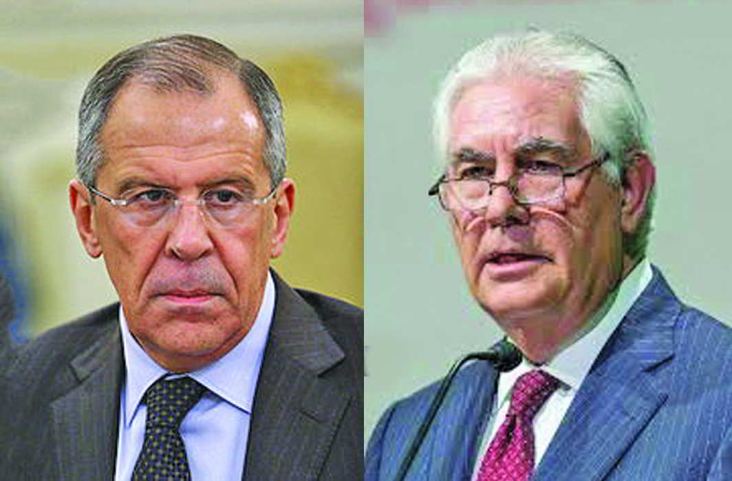 Hints of new world order must await Tillerson-Lavrov meeting