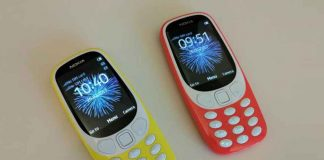 Nokia 3310, the return of an icon