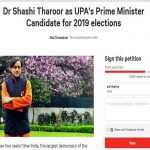 Can Tharoor be a PM alternative for Congress?